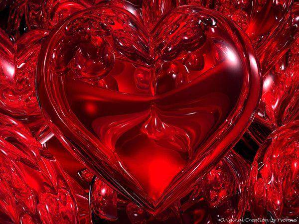 Фото самых красивых сердец